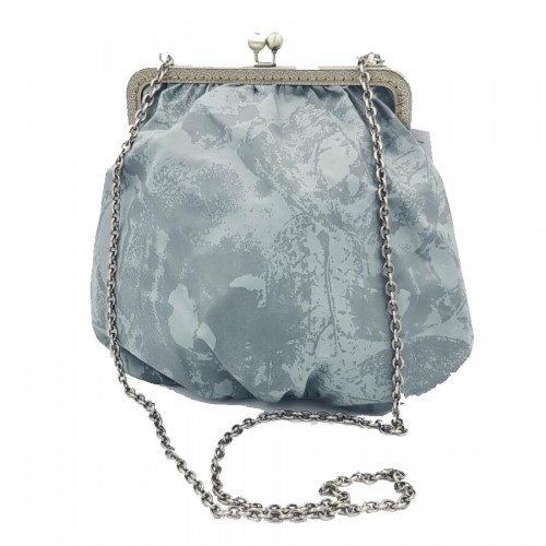 Dafne Χειροποίητη τσάντα ώμου από βαμβακερό ύφασμα LB5